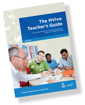 The NVivo Teacher's Guide